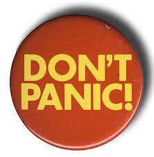 dont panic button google